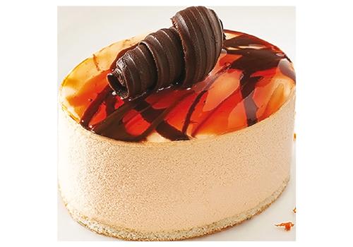 Mini Tarta Mandarina